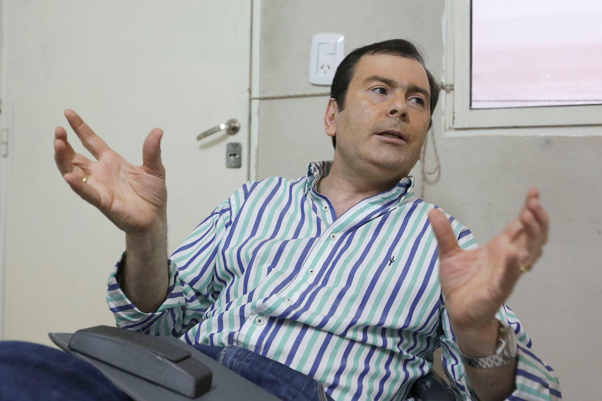 "Gerardo Zamora: ""Veo muy enojado al Gobierno"""