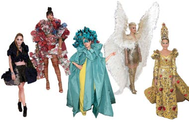 04ab251cd Gala del MET  la moda