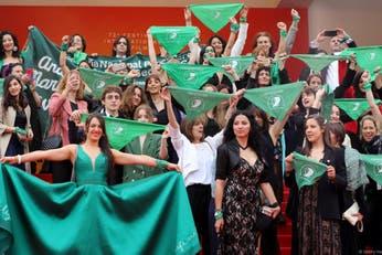 Festival de Cannes 2019: el día que la alfombra roja se tiñó de verde