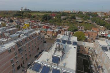 El plan de urbanizacin comenz en 2016 cuando se anunci el proyecto y se censaron los habitantes del lugar