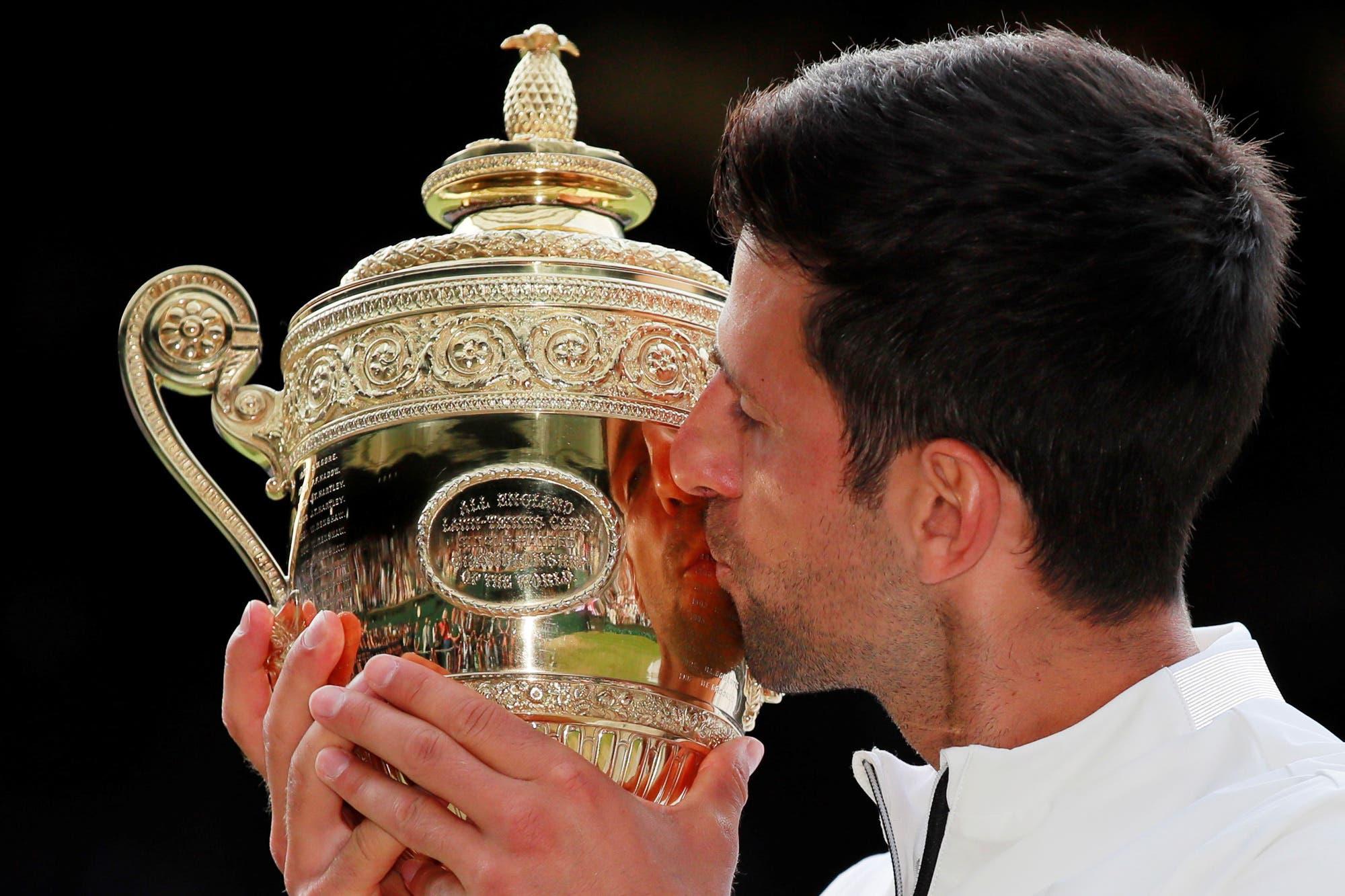 Djokovic acecha a Nadal: cómo quedó la tabla de campeones de Grand Slams