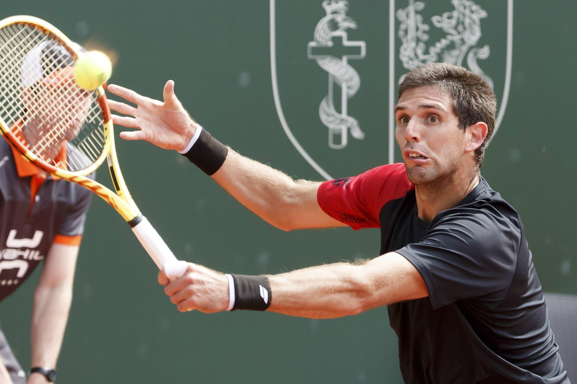 Delbonis levantó 3 match points ante un semifinalista de Roland Garros y avanza en Hamburgo