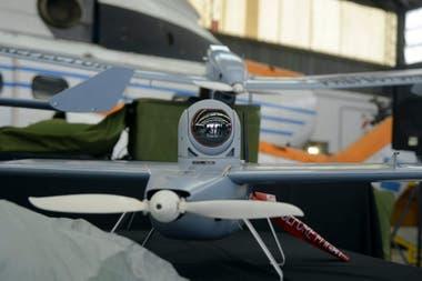 Otra de las unidades de vigilancia aérea remota que será operada por la Gendarmería y la Prefectura