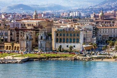 Palermo, capital de Sicilia y con reminiscencias árabes