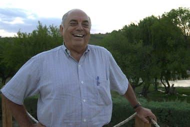 Juan Carlos Saravia, el último de Los Chalchaleros