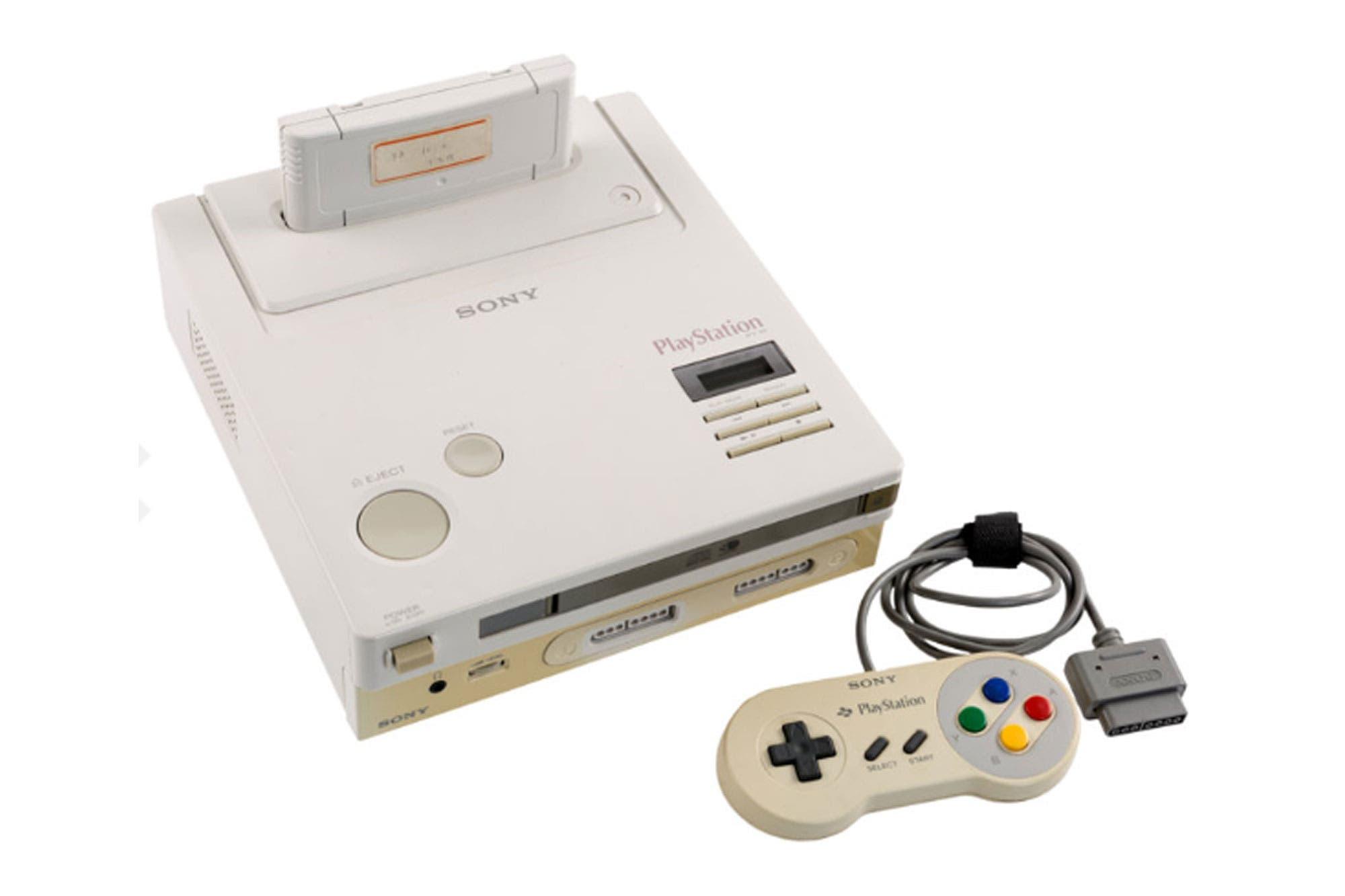 Nintendo PlayStation: venden una inusual consola de videojuegos prototipo por 360 mil dólares