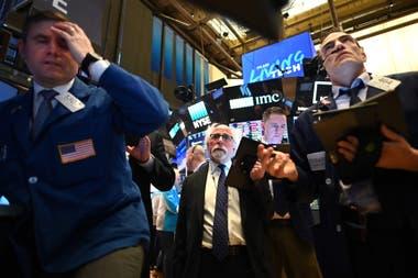 El sistema económico se vio enfrentado a su mayor crisis en varias décadas
