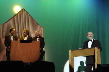 Los premios Mastropiero, con el gran Marcos Mundstock
