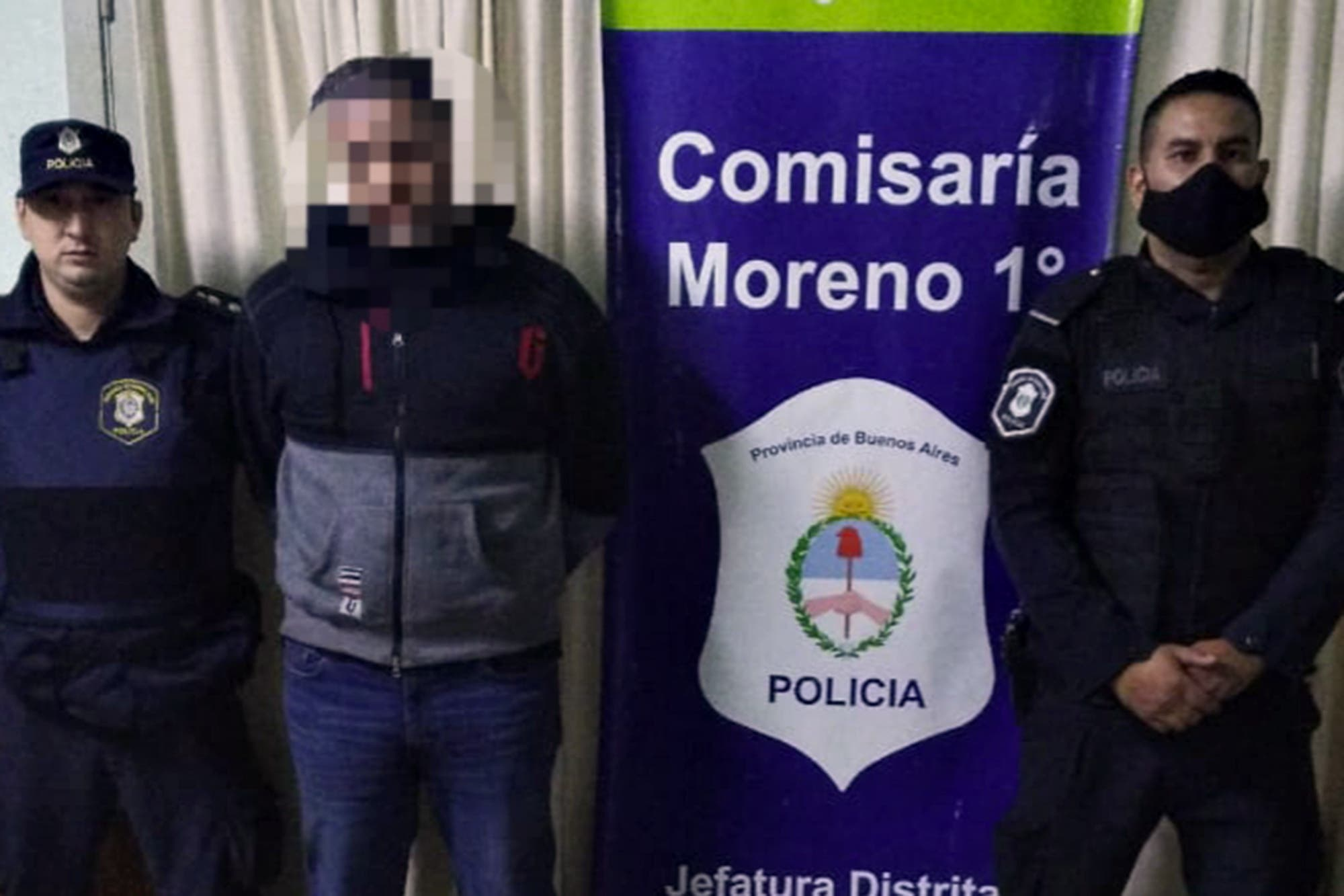 Entraderas: uno de los hijos del Lauchón Viale fue atrapado por robos en Moreno