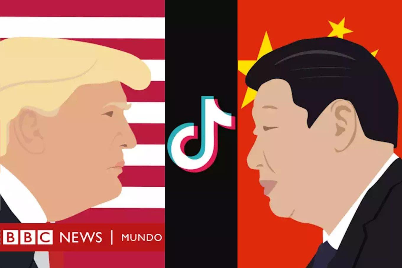 """TikTok: considera que el veto de EE.UU. es """"un precedente peligroso para la libertad de expresión"""""""