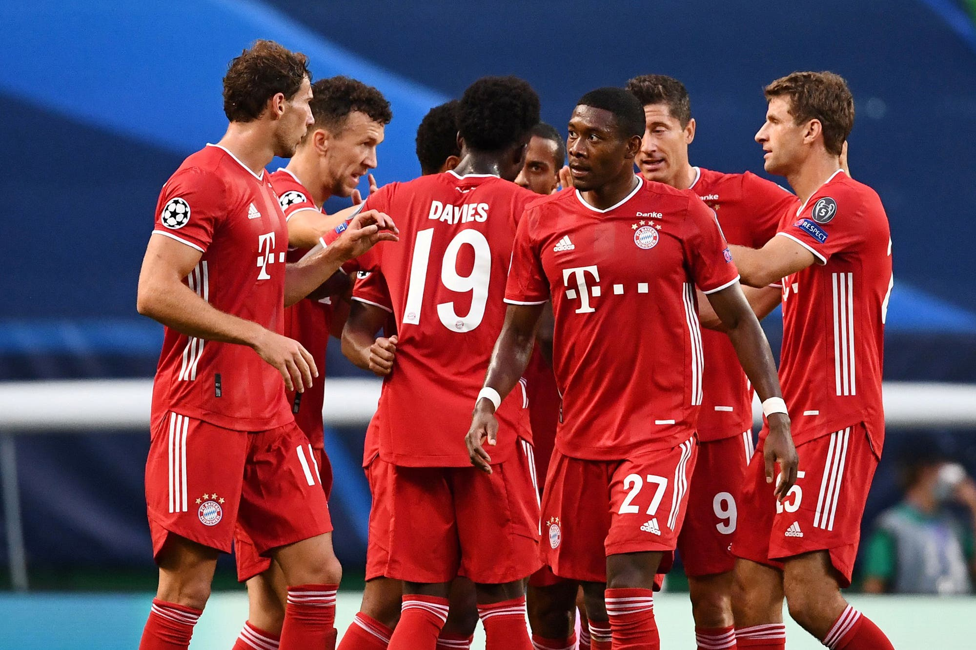 Los impactantes números de Bayern Múnich en la Champions League: ganó los 10 partidos que jugó y marcó 42 goles
