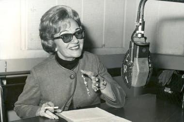 Blackie en L.R.1 Radio El Mundo.