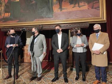La oposición impugnó la sesión del martes que impulsó el oficialismo