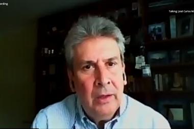 José Martins, presidente de la Bolsa de Cereales de Buenos Aires