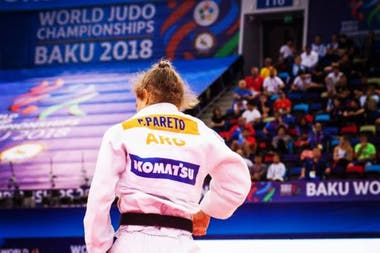 Pareto confirmó que vuelve a competir a nivel internacional después de más de un año