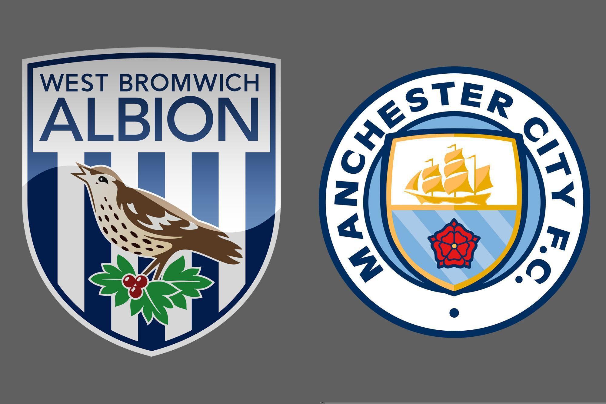 Premier League de Inglaterra: Manchester City venció por 5-0 a West Bromwich Albion como visitante