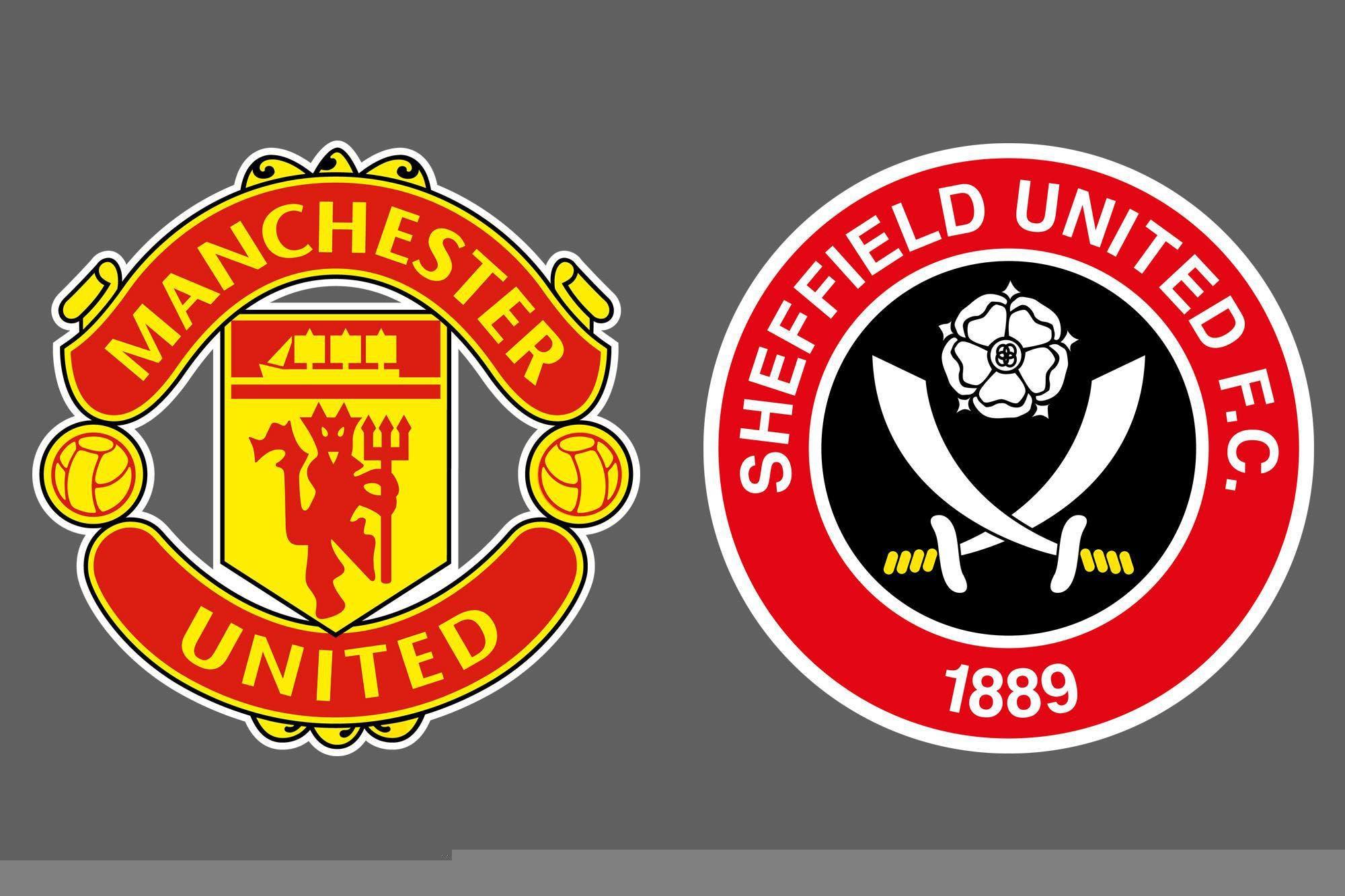 Premier League de Inglaterra: Sheffield United venció por 2-1 a Manchester United como visitante