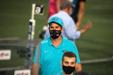 Nacho Fernández Lobbe estará al frente de Jaguares XV