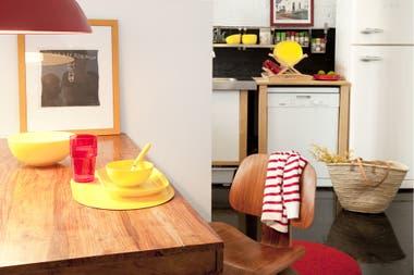 Solución 133: ideas para decorar una cocina-comedor - LA NACION