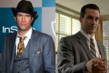 ¿Se lo imaginan a Thomas Jane como Don Draper?