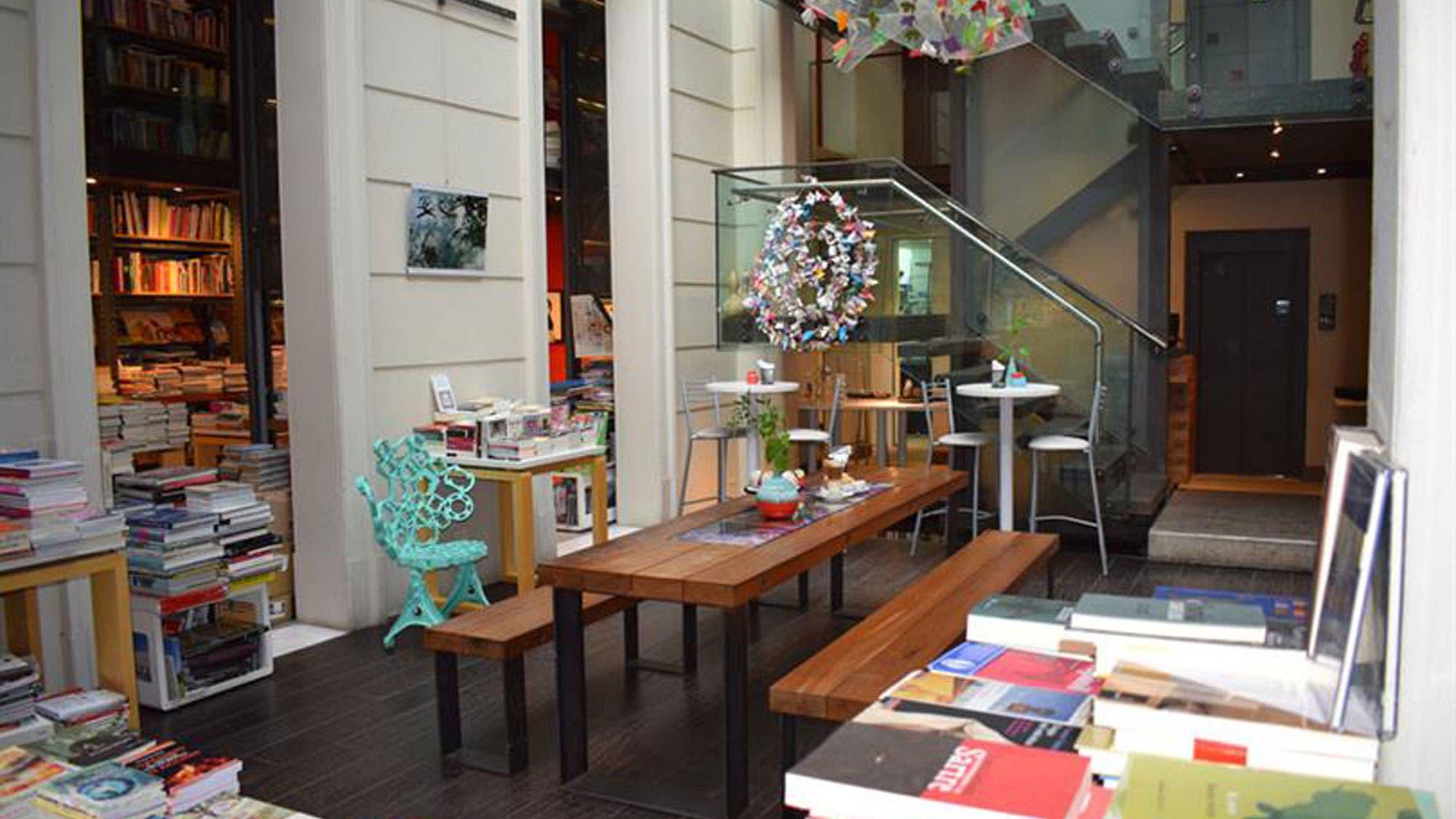 Comer Y Leer 6 Librerías Con Restaurantes La Nacion