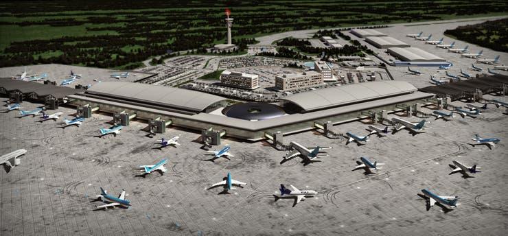 El Gobierno busca también impulsar a Ezeiza como terminal de cabotaje