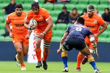 Super Rugby: Un triunfo de los Jaguares