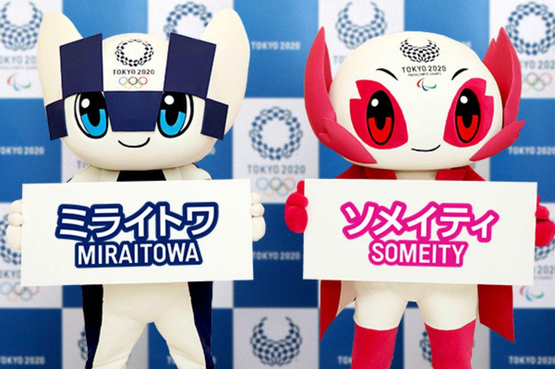 La mascota de los Juegos Olímpicos de Tokio 2020: presentaron a Miraitowa, un personaje de estética futurista