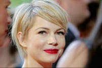 La actriz Michelle Williams se casó en secreto con un músico de rock