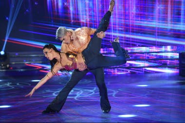 Natalie Weber y su debut en ShowMatch