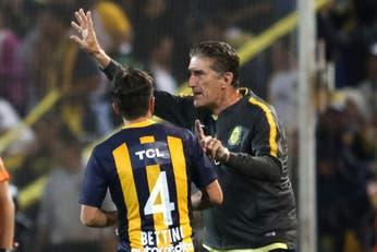 """Edgardo Bauza, el DT campeón: """"Yo sé lo que va a ser Rosario en un rato, mañana, toda la semana..."""""""