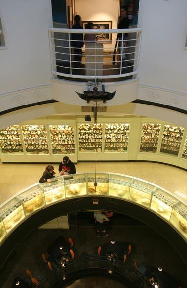 Pablo Sisterna, el hijo de Benjamín y director del Museo, calcula que un millón de personas pasaron por las distintas salas