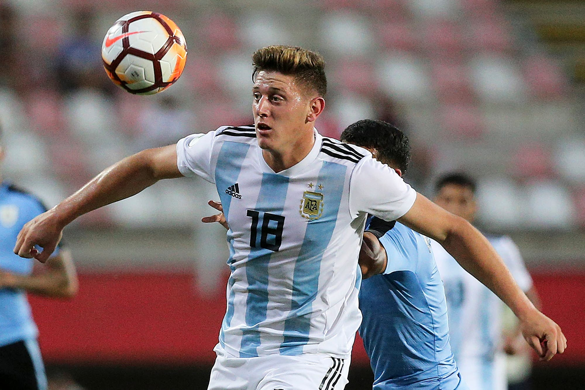 Argentina-Venezuela: la selección Sub 20 da otro paso en el Sudamericano
