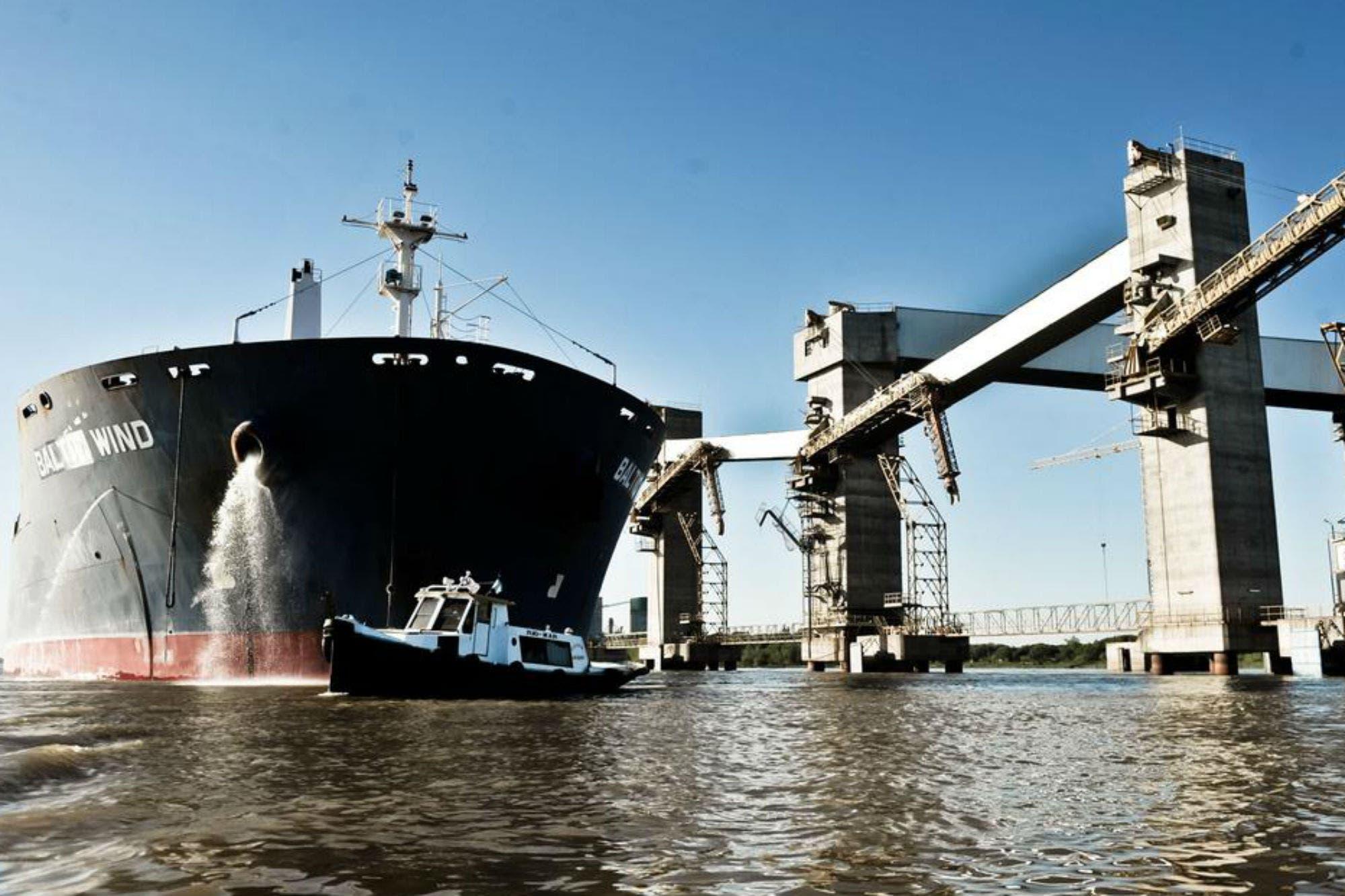 Invierten $4680 millones para conectar terminales portuarias del Gran Rosario con el Belgrano Cargas