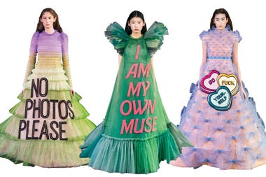 82836ea38 Gala del MET  la moda