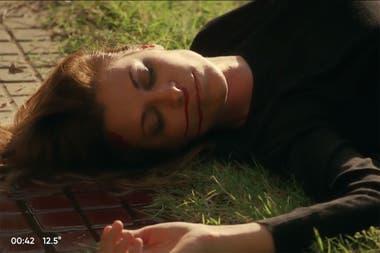 Griselda mata a Vito y luego se suicida.
