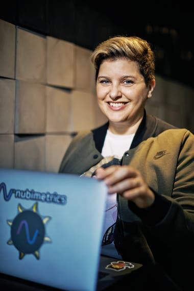 La ingeniera Pamela Scheurer creó Nubimetrics, una plataforma de análisis de comercio online