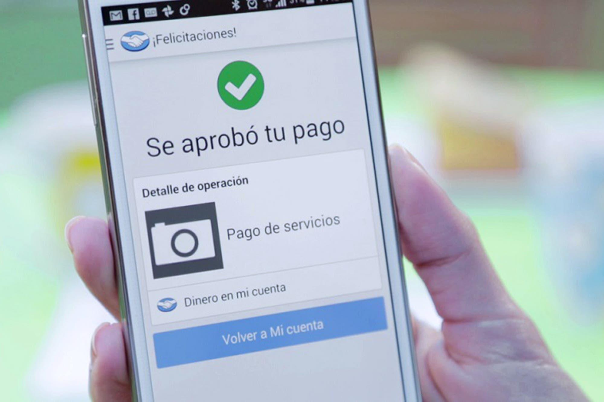 Las transacciones por billeteras virtuales pagarán el impuesto al crédito y débito