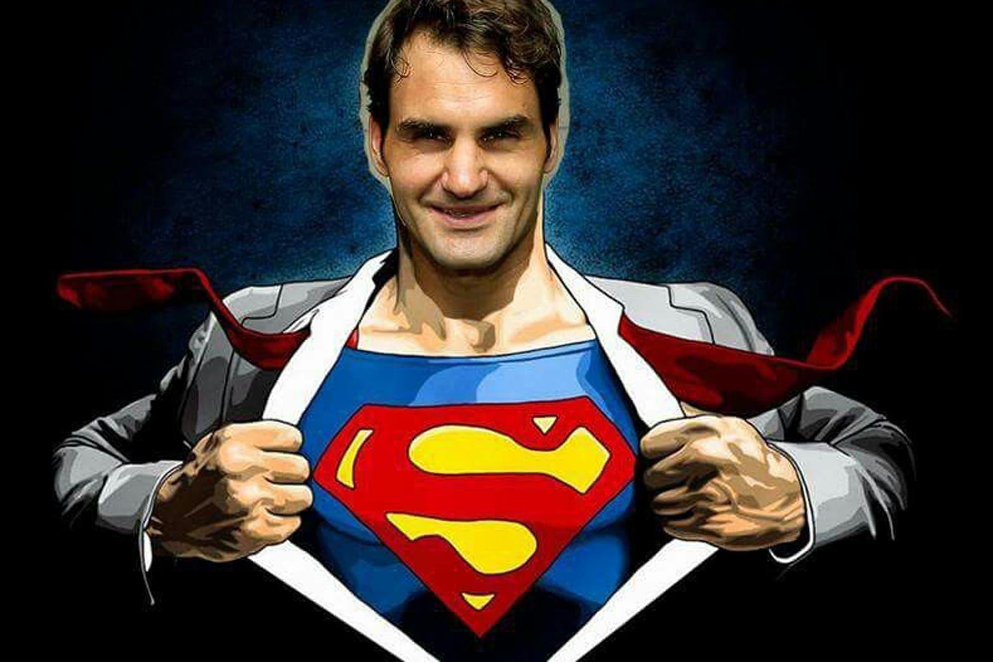 """Como Superman"": el mensaje de amor de Mirka a Roger Federer antes de la kriptonita de Djokovic"