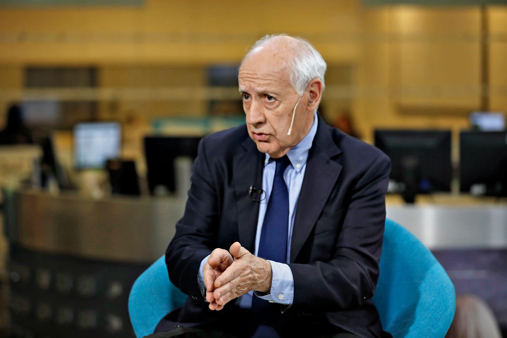 "Roberto Lavagna: ""Hubo una herencia del kirchnerismo y hubo mala praxis del Gobierno"""