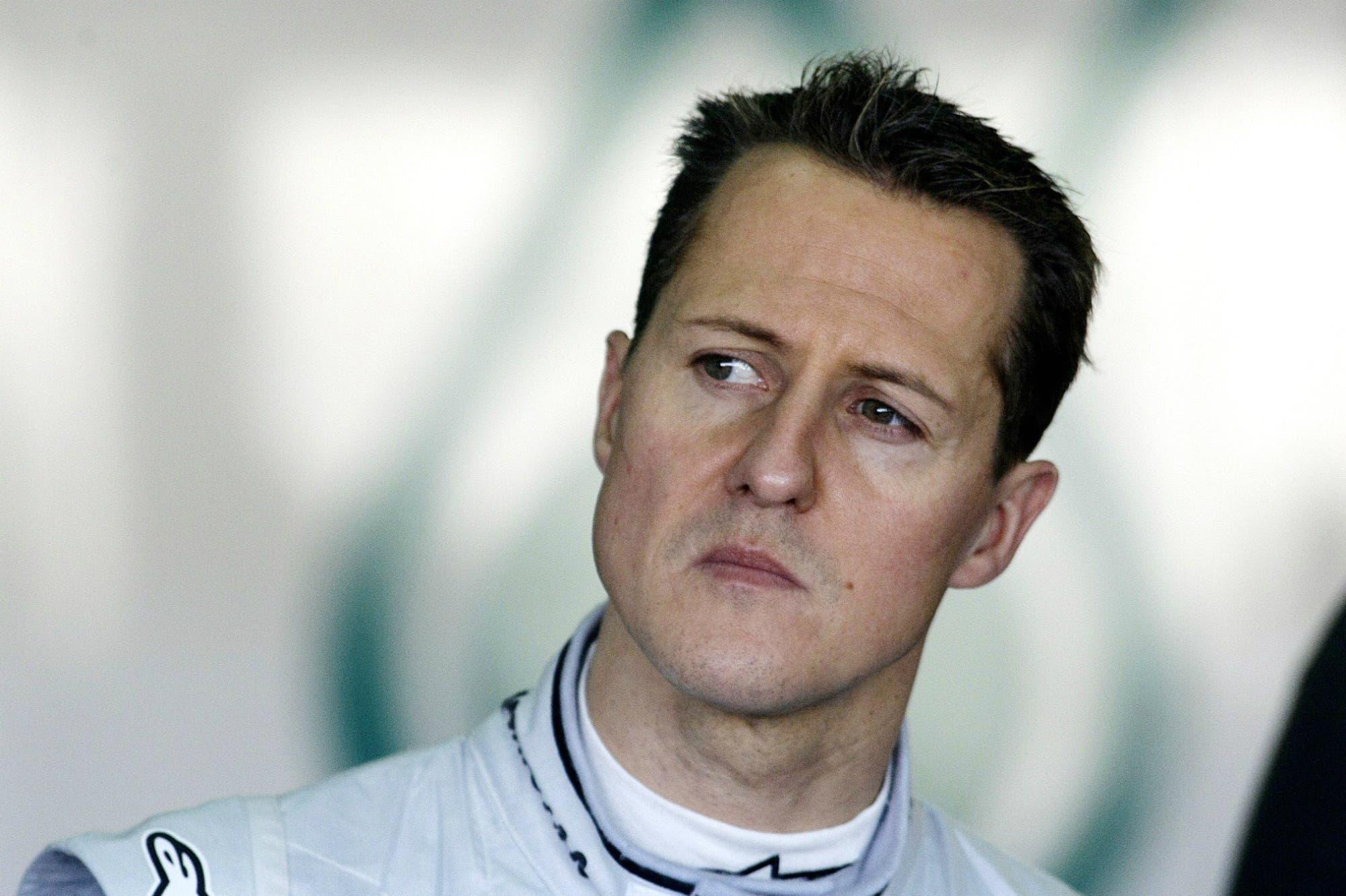 La salud de Michael Schumacher: trasladan a París al séptuple campeón de la F.1