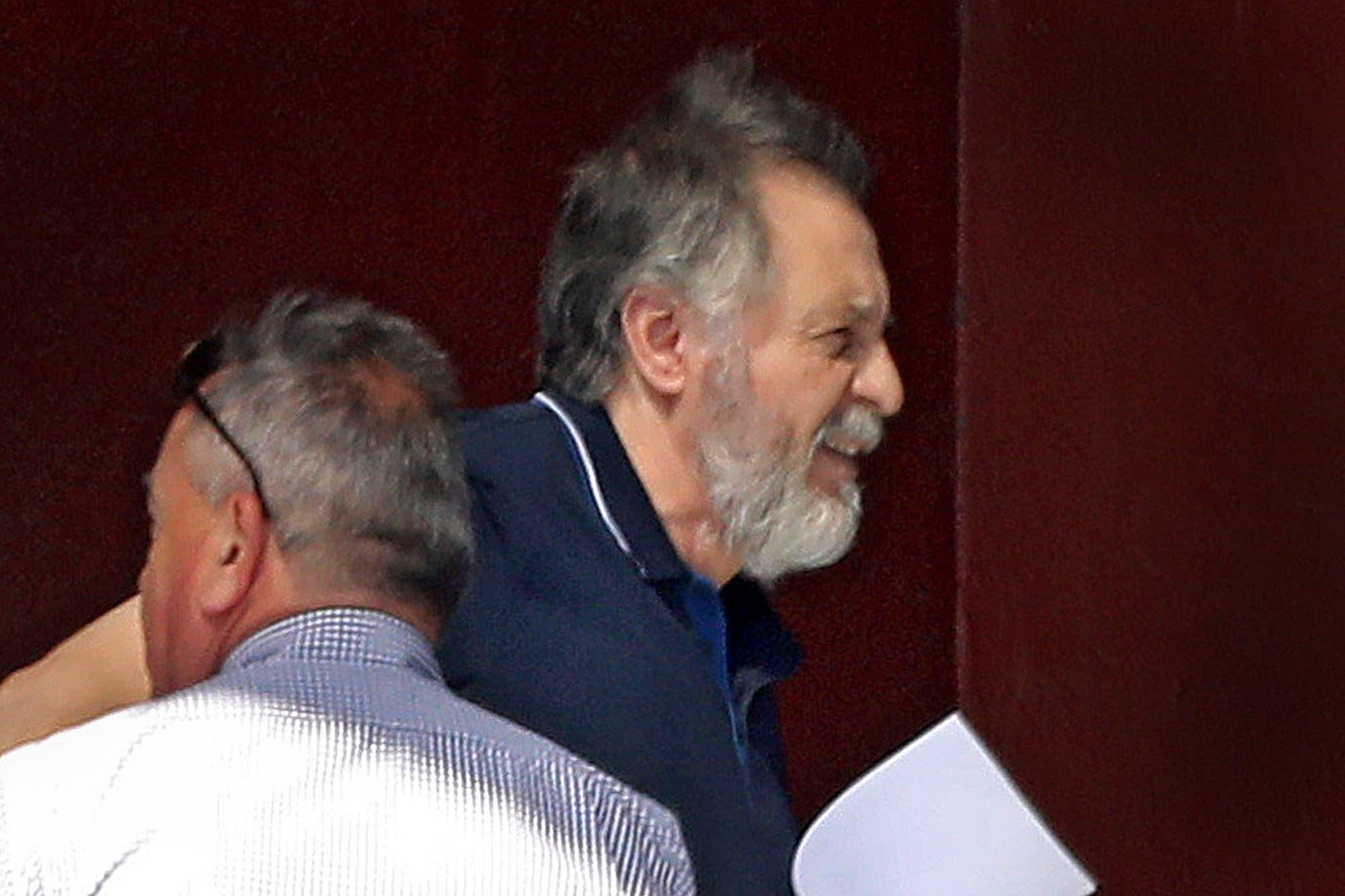 """Cristóbal López, en el juicio de Oil: """"Soy un muerto social"""", """"no robé un peso"""""""