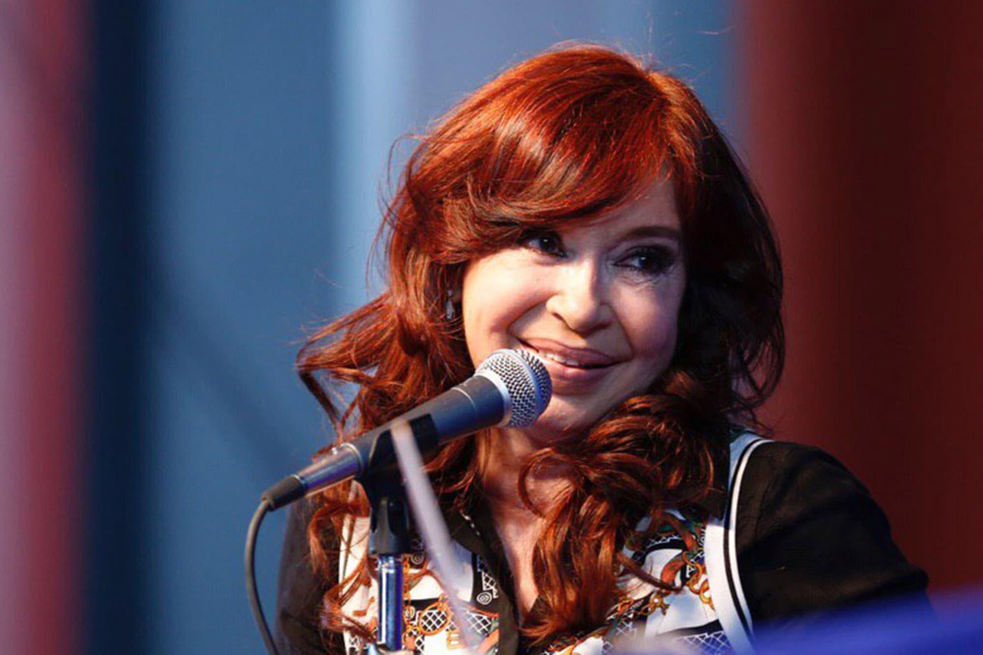 "Cristina Kirchner publicó un video de un humorista y pidió ""pensar"" después de verlo"