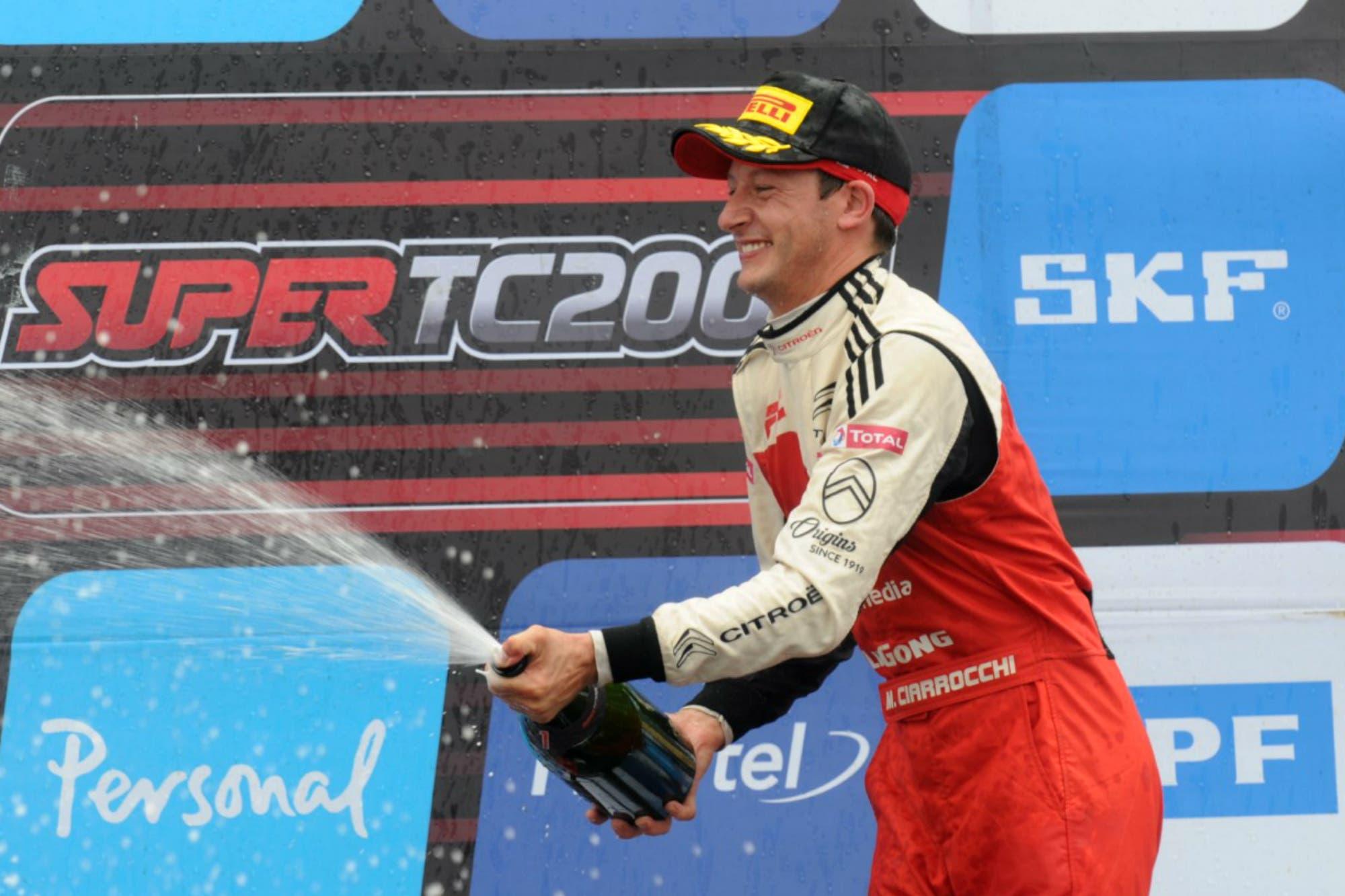 Súper TC 2000: El primer triunfo de Ciarrocchi y la pulseada Pernía-Rossi por el título