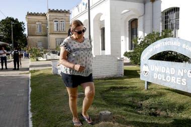 Llegaron a la cárcel de Dolores familiares de los diez detenidos por el asesinato de Fernando Báez Sosa