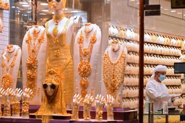 En el Mercado del Oro de Dubai vuelven a brillar las mejores joyas