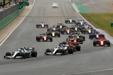 La Fórmula 1 y el Gobierno británico avanzaron para darle luz verde a la doble fecha de Silverstone, del 26 de julio y el 2 de agosto