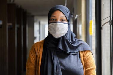 """Aishah dijo sentirse """"humillada"""" por el episodio"""