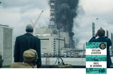 Voces de Chernóbil.Serie: Chernobyl