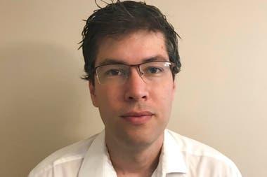 Andrés Blanco es profesor asistente en la Universidad de Michigan